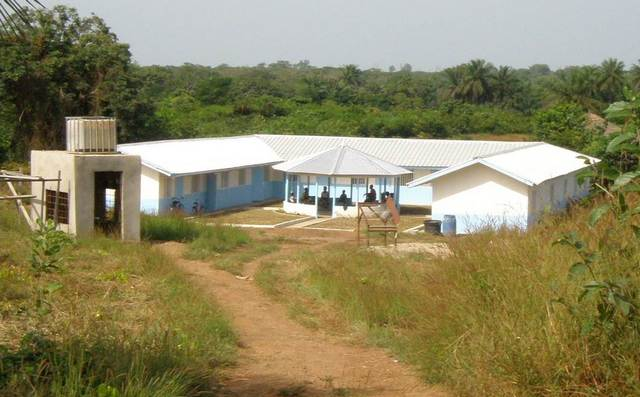 • Clinic & church built in West Africa • HQ moved to PA