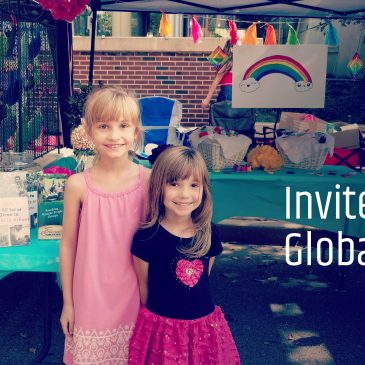 4 Ways to Invite Kids into Global Service