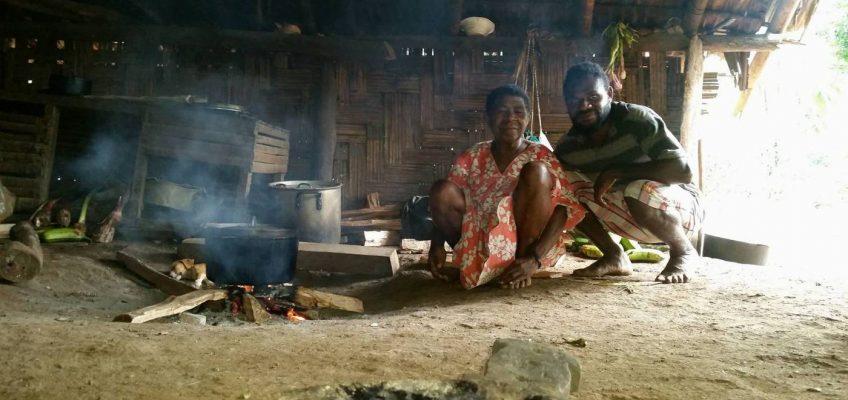 Vanuatu couple