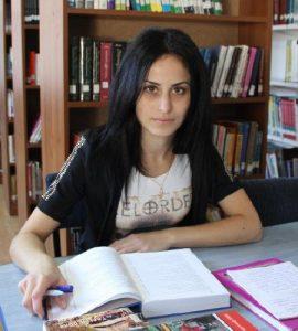 Student in Moldova